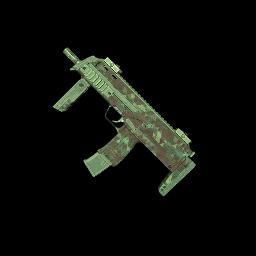 Green Camo Hellfire 4-6