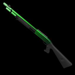 Green Dawn Riot Shotgun