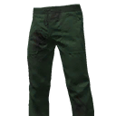 Green Scrub Slacks