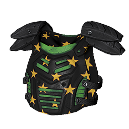 Green Starred Armor