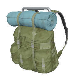 Green Survivor Backpack
