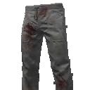 Grey Scrub Slacks