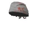 Grey Scrubs Cap