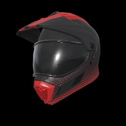 H1PL Motocross Helmet