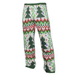 Holiday Warmup Pants