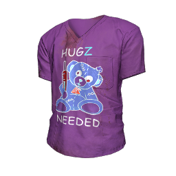 Homecoming Scrubs Shirt