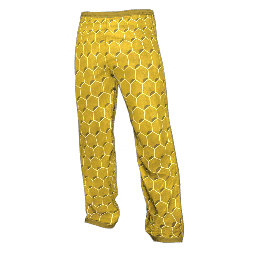 Honeycomb Warmup Pants