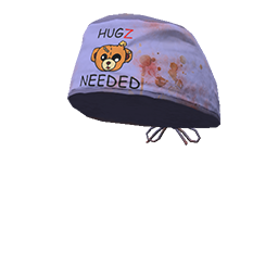 Hugz Needed Scrubs Cap