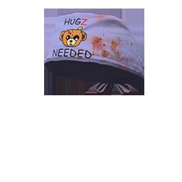 Hugz Needed Scrubs Cap