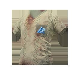 Kurama Medical Scrubs Shirt