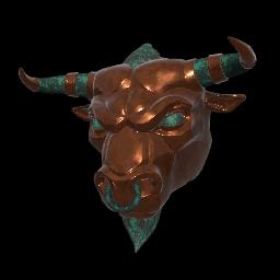 Labyrinth Guardian Mask