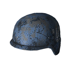 Light Blue Tactical Helmet