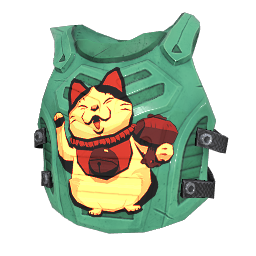 Maneki Makeshift Armor