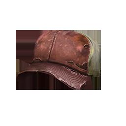 Maroon Trucker Cap