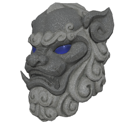 Mask of the Stone Guardian