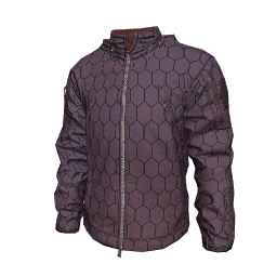 Mauve Tactical Jacket