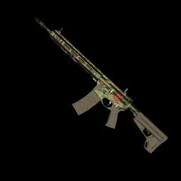 Mercenary AR-15
