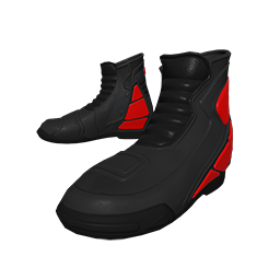 Midnight Racer Combat Boots