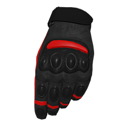 Midnight Racer Gloves