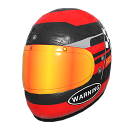 Midnight Racer Helmet