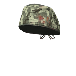 Military Scrubs Cap