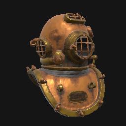 Nautilus Diving Helmet