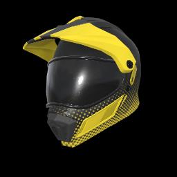 Noble Motocross Helmet
