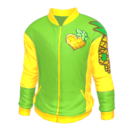 Pineaqples Jacket