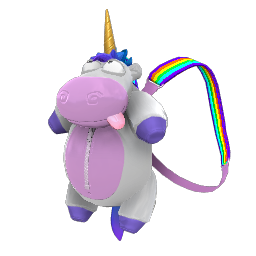 Plushicorn Military Backpack