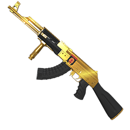 PS7 Showdown Gold AK-47