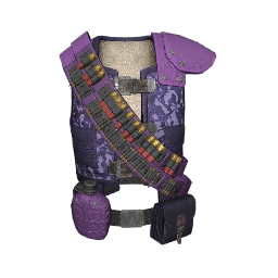 Purple Scavenger Body Armor