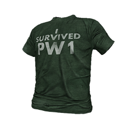 PW1 Survivor T-Shirt