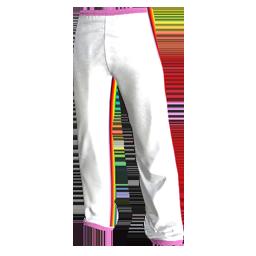Rainbow Unicorn Warmup Pants