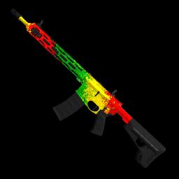 Rasta AR-15