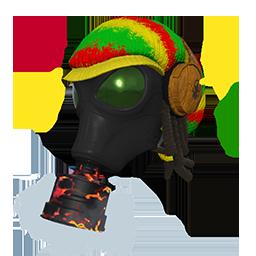Rasta Fumigator Mask