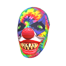 Ravenous Clown Mask
