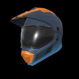 Rogue Motocross Helmet