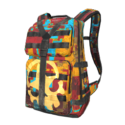 Royalty Military Backpack