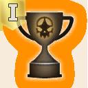 Season 1 Gold Trophy