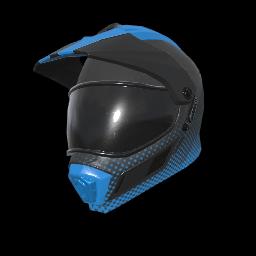 SetToDestroyX Motocross Helmet