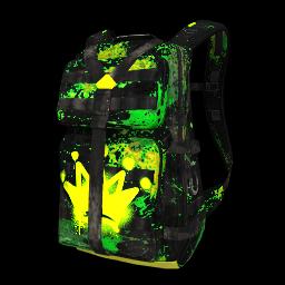 Showdown Season 3 Military Backpack