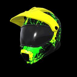 Showdown Season 3 Motorcycle Helmet