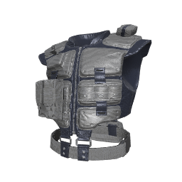 Silver Soldier Tactical Body Armor