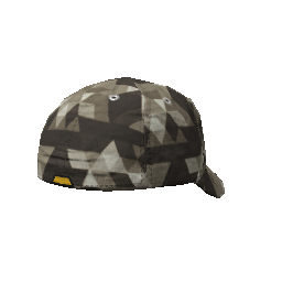 Sniper Backwards Camo Cap