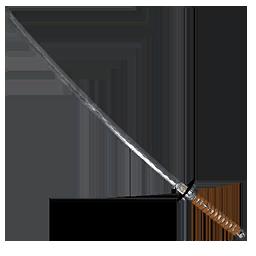 Steel Katana