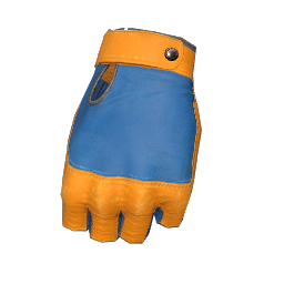 Sun's Out Fingerless Gloves