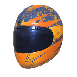 Sun's Out Racing Helmet