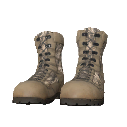 Tan Ghillie Suit Boots
