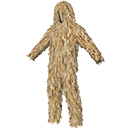 Tan Ghillie Suit