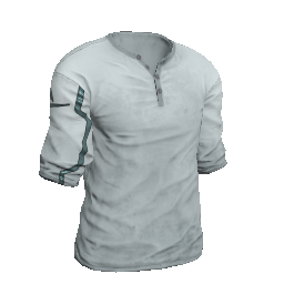 Tech Henley Shirt